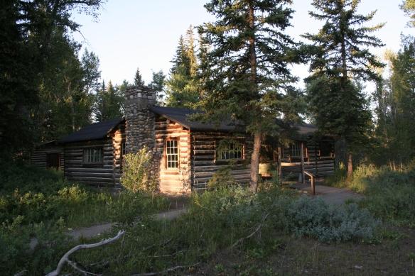 Maud Noble's Cabin